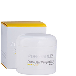 DermaClear Clarifying Wipes